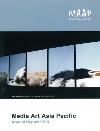 Media Art Asia Pacific: Annual Report 2013
