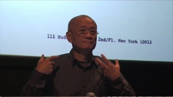 Artist Talk by Tehching Hsieh: In Conversation with Art Critic Lee Weng Choy (Webcast Version)