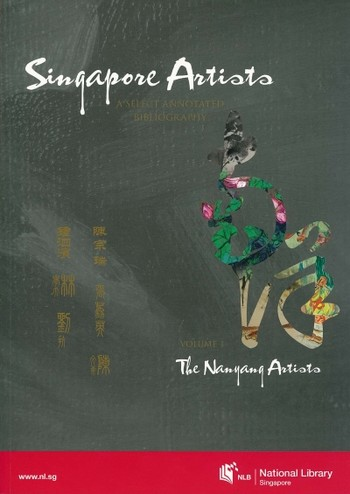 Singapore Artists: A Selected Annotated Bibliography