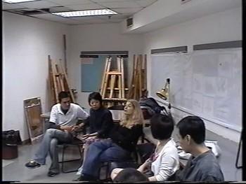 Hong Kong Performance Art On the Move, 4 April 2006 - Workshop