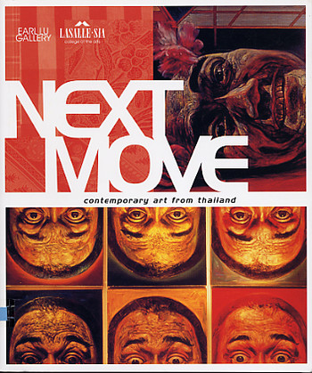 Next Move: contemporary art from Thailand