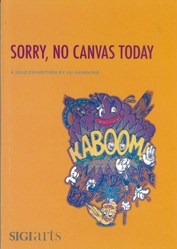 Sorry, No Canvas Today