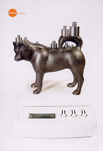 Weight Sculptures: Tamura Satoru Exhibition