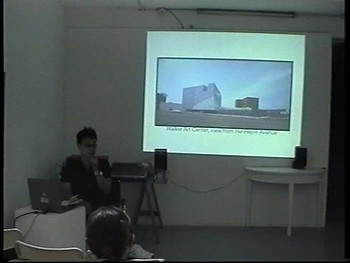Talk: Doryun Chong: Curating for/in/outside an Institution