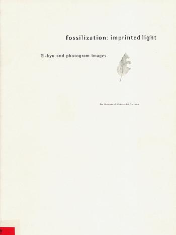 Fossilization: Imprinted Light
