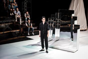Image: siren eun young jung, Anomalous Fantasy, Korean Version, 2016, performance. Courtesy of Namsan Arts Centre, Seoul.