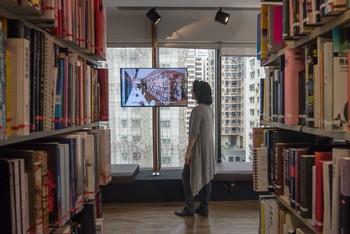 Image: Installation view of 'Wong Wai Yin: Talking Archive' at Asia Art Archive, Hong Kong, 11 Oct–26 Nov, 2016. Photo: Kitmin Lee 2016.