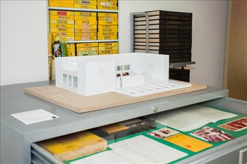 Image: Exhibition view of Excessive Enthusiasm: Ha Bik Chuen and the Archive as Practice, 11 March-