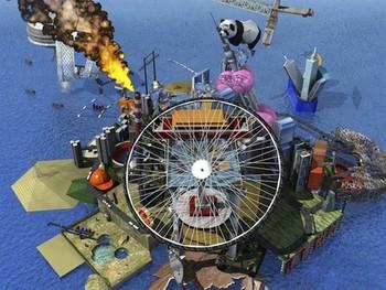 Cao Fei, <i>RMB CITY: A Second Life City Planning</i>, 2007 , Internet project