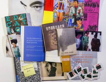 圖片:亞洲藝術文獻庫圖書館和研究館藏。 由Going Merry Design co提供。