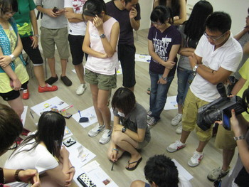 Image: Summer Labs | Yuen Han-Yan, Kacey Wong, Videotage and milkxhake