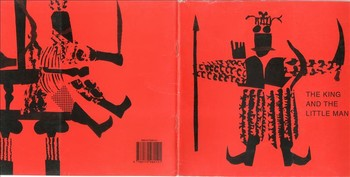 K.G. Subramanyan, The King and the Little Man, Illustrated Book,