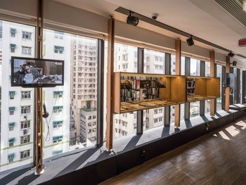 Image: Installation view from The Critical Dictionary of Southeast Asia, Vol 1: G for Ghost(writers) exhibition at Asia Art Archive, Hong Kong, 21 March–19 August 2017.
