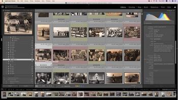 Image: Screenshot of Nepal Picture Library Lightroom. Courtesy of Nepal Picture Library