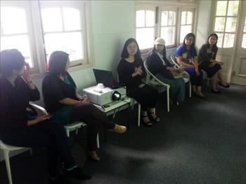 Image: Pearl River Delta Art Education Network Retreat in Hong Kong, 2013.