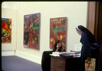 Contemporary Indian Art An Exhibition of the Festival of India,1982.