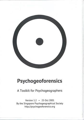 Psychogeoforensics