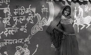 People and Mandana Paintings (1988)—Reel 11
