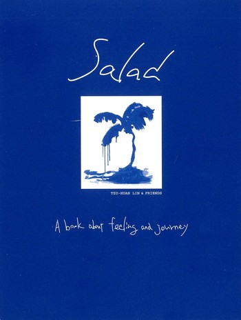 Salad A Book about Feeling and Journey_Cover