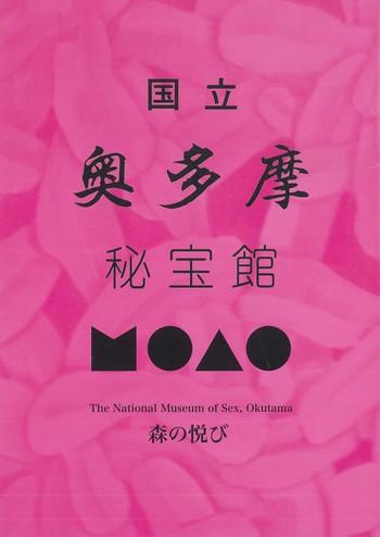 The National Museum of Sex, Okutama_Cover