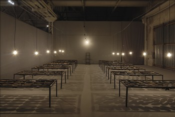 12 Bed Ward (Exhibition View - Milan)