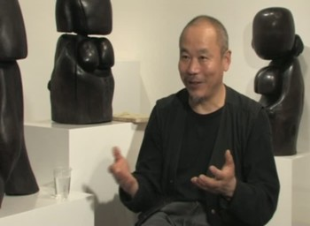 Interview: Wang Keping