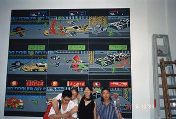 Fang Lijun, Liu Wei, Feng Mengbo, Liao Wen