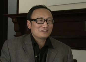 Interview: Zhu Qingsheng