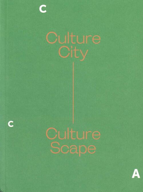 Culture City. Culture Scape.