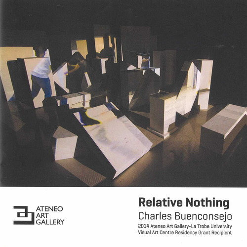 Relative Nothing: Charles Buenconsejo