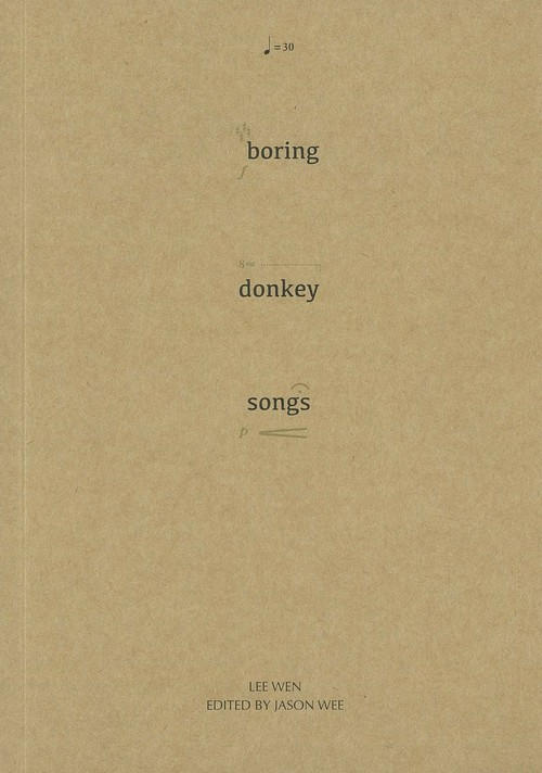 Boring Donkey Songs_Cover