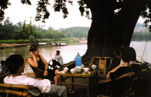 Meeting with Participants of Keepers of the Waters
