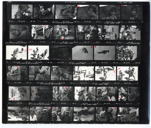 Kawant, Chhota Udaipur — Contact Sheet