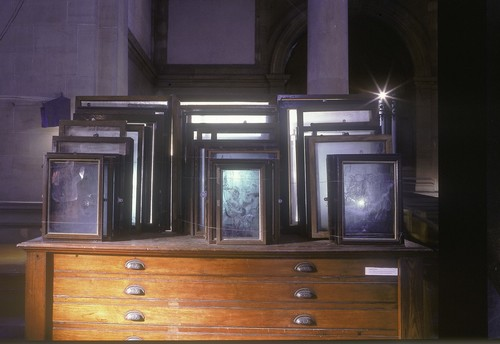Structures of Memory: Modern Bengal — Frames on Cabinet