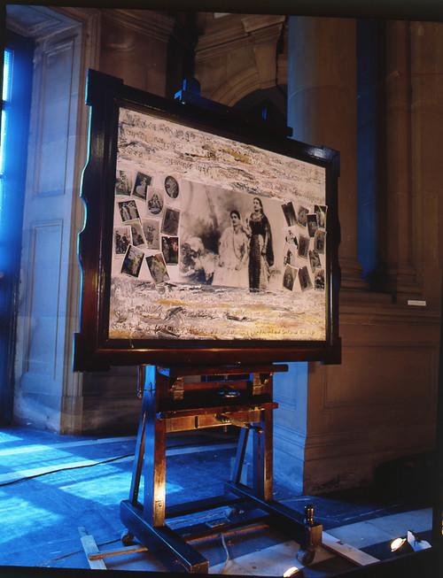 Structures of Memory: Modern Bengal — Binodini: Double Portrait