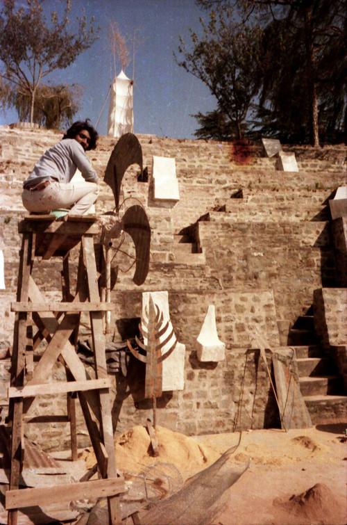 Kasauli Art Centre Sculpture Workshop