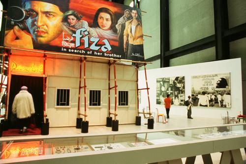 Pandal (Exhibition view)