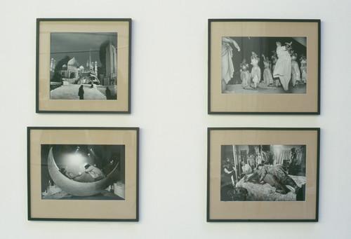 Photographs by Dayanita Singh (Exhibition View)