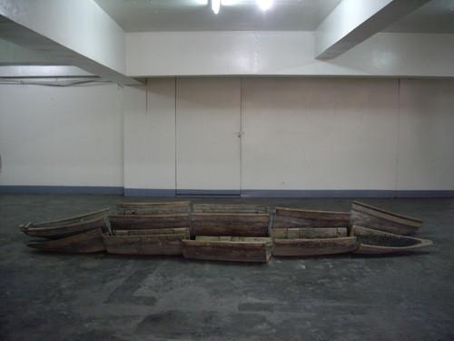 Cut Boat (Work After Chabet #5) (Work in Progress)