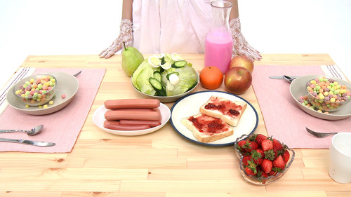 Mega-rich Breakfast