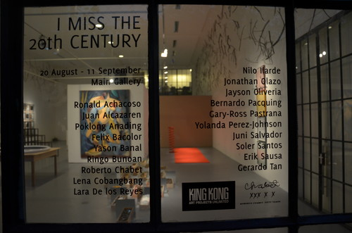 I Miss The 20th Century