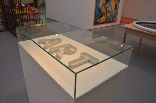 Fact Art (Exhibition View)