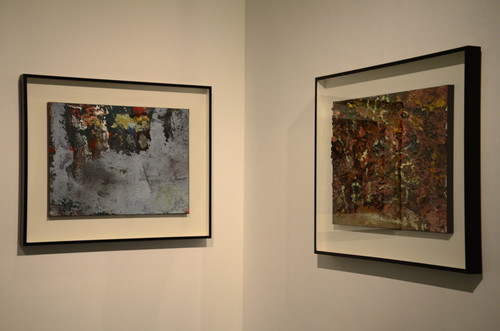 Two Paintings Presented at I Miss The 20th Century