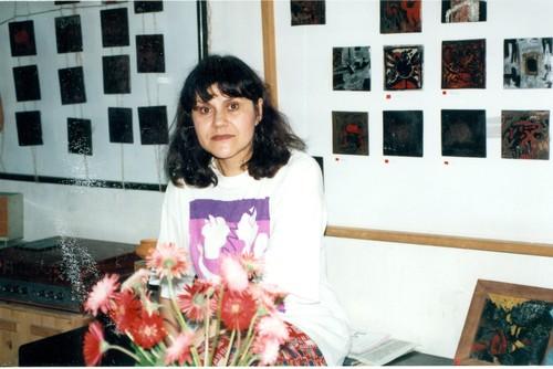 Natasha Kraevskaia at Medium-Lacquer . Size-Small