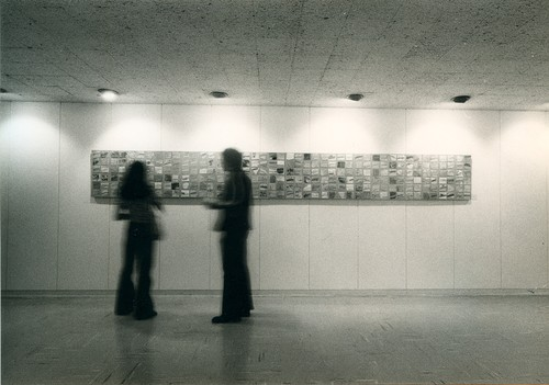Book of Scraps and Scratches (Exhibition View)