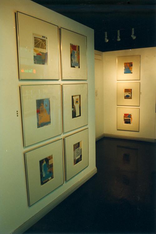 Works by Gerardo Tan