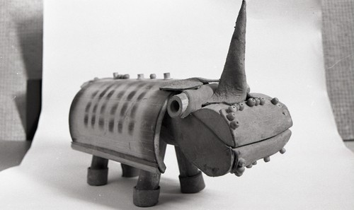 Toy Designed by K.G. Subramanyan for the Fine Arts Fair, 1969