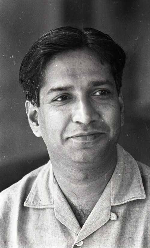 Portrait of K.G. Subramanyan