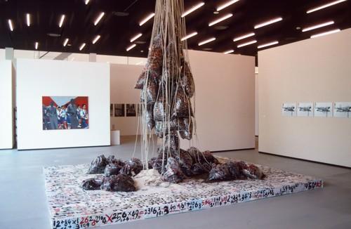 China Avantgarde Exhibition at Kunsthal, Rotterdam
