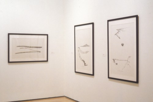 Works by Hsu Yujen at Tracing Taiwan: Contemporary Works on Paper